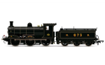 R3600TTS Hornby NBR, J36 Class, 0-6-0, 673 'Maude' with TTS Sound - Era 7